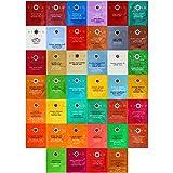 Custom VarieTea Stash Tea Bags Assortment Includes Mints (120 Count) (Tamaño: 120 Count)