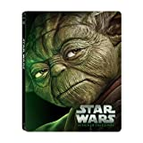 Star Wars: Attack of the Clones (Limited Edition Steel Book)Book [Blu-ray]