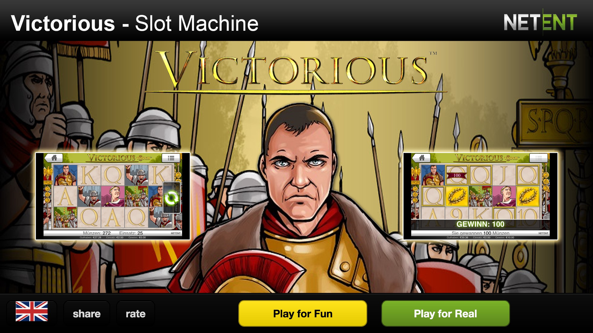 free slots machine online victorious spiele
