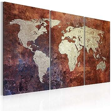 Impression sur toile toile 120x80 cm 3 parties image - Impression sur tissu maison ...