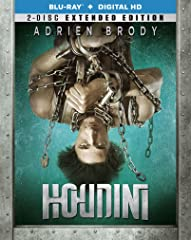 HOUDINI on Blu-ray and DVD