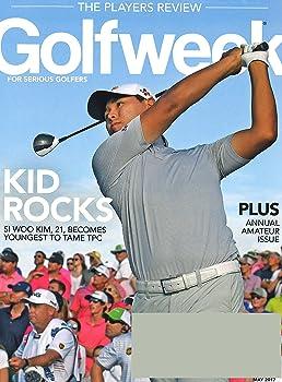 1-Year Golfweek Magazine Subscription
