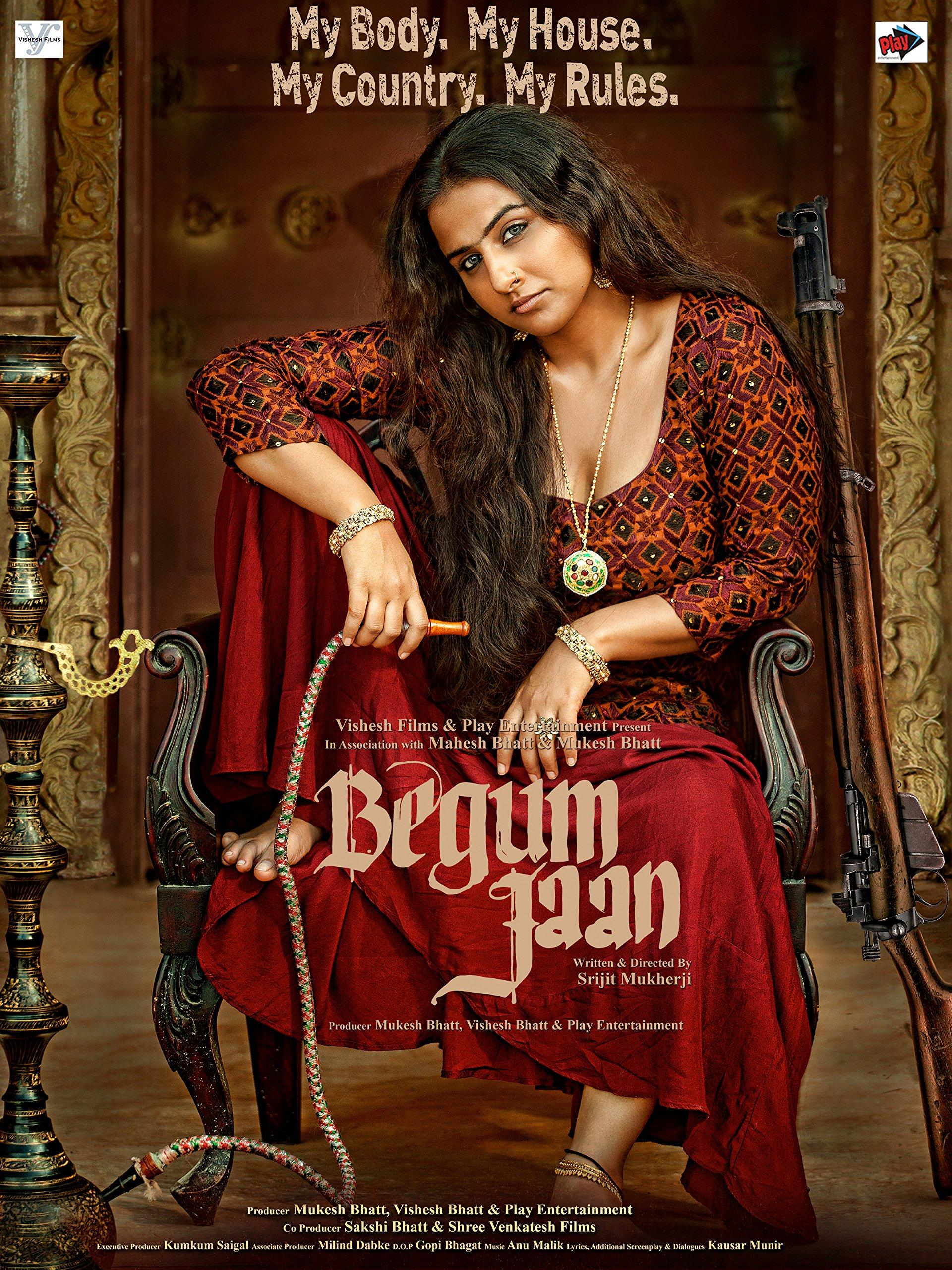 Begum Jaan on Amazon Prime Video UK