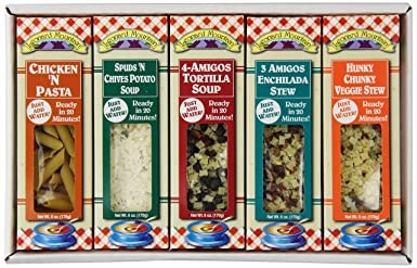 Leonard Mountain 5 Soup Sampler Dry Soup Mix
