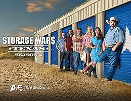 Storage Wars: Texas Season 4