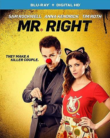 Mr. Right (Blu-ray + Digital HD)