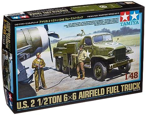 Tamiya - 32579 - Camion Citerne Aerod Us