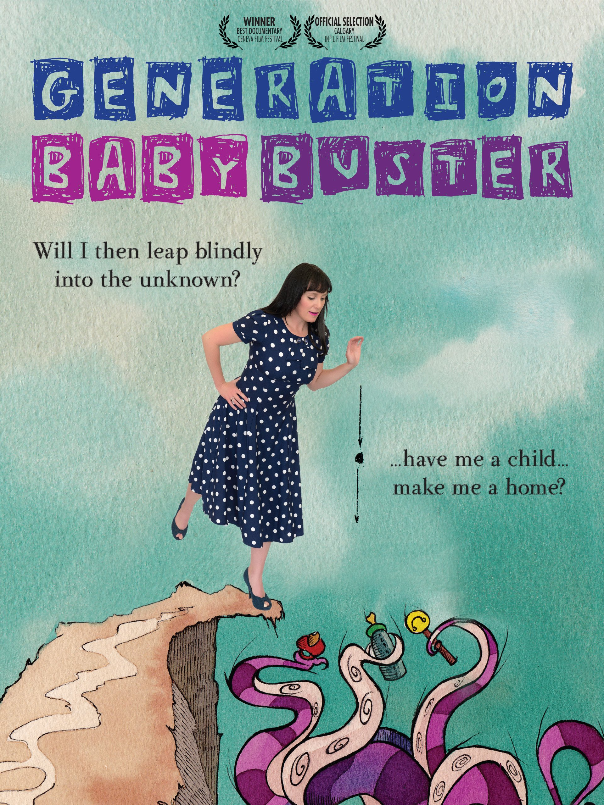 Generation Baby Buster on Amazon Prime Instant Video UK