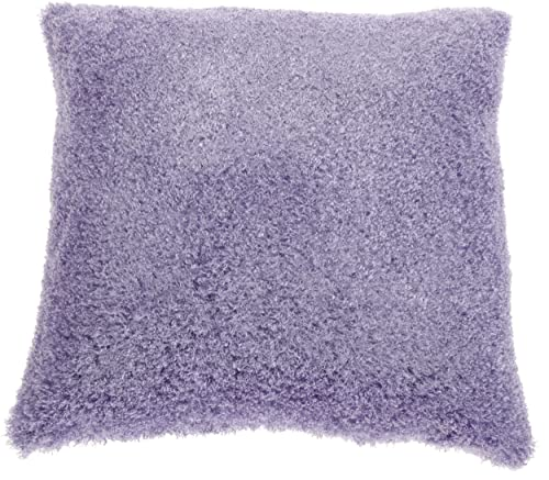 Brentwood Poodle 25 by 25 Floor Cushion, Lilac