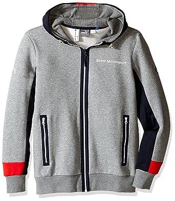 puma bmw hoodie black