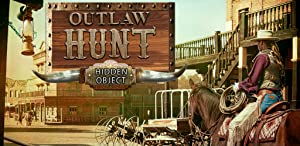 Hidden Object - Outlaw Hunt from DifferenceGames LLC