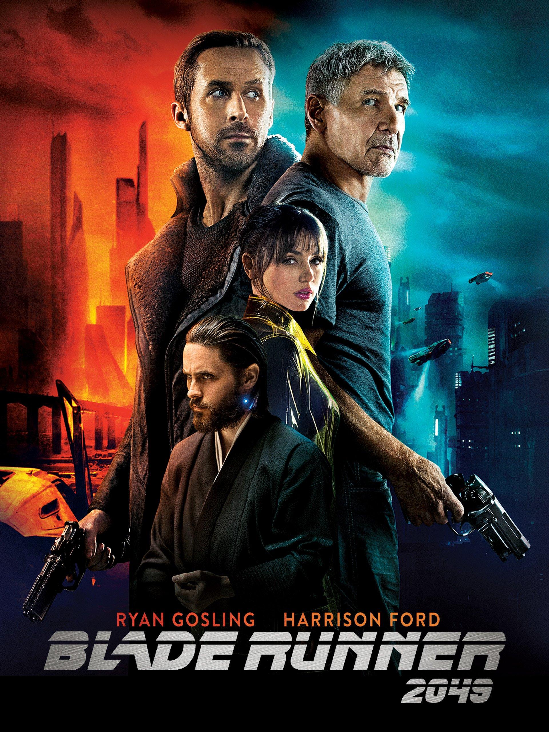 Blade Runner 2049 (4K UHD) on Amazon Prime Video UK