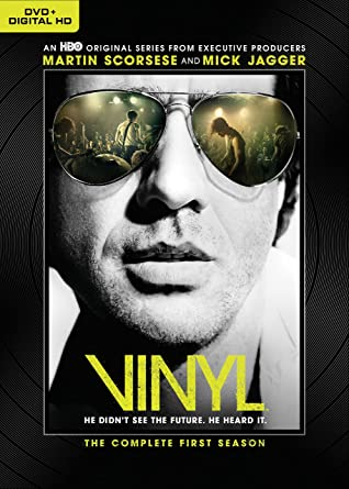 Vinyl: The Complete First Season (DVD + Digtial HD)