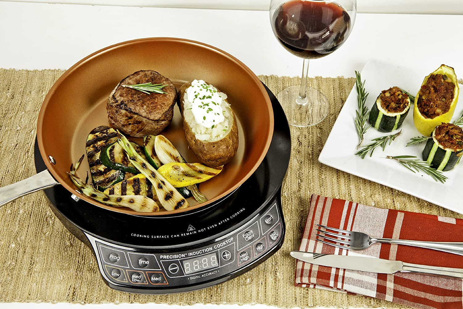 Lovely Nuwave Precision Cooktop