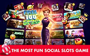 Slots - Huuuge Casino - Slot Machines by HUUUGE GAMES