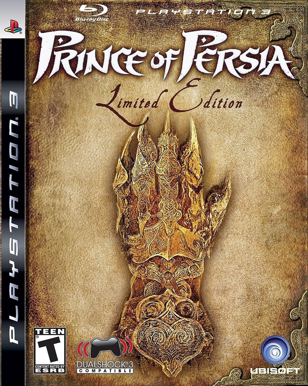 все цены на Prince of Persia Limited Edition - Playstation 3 онлайн