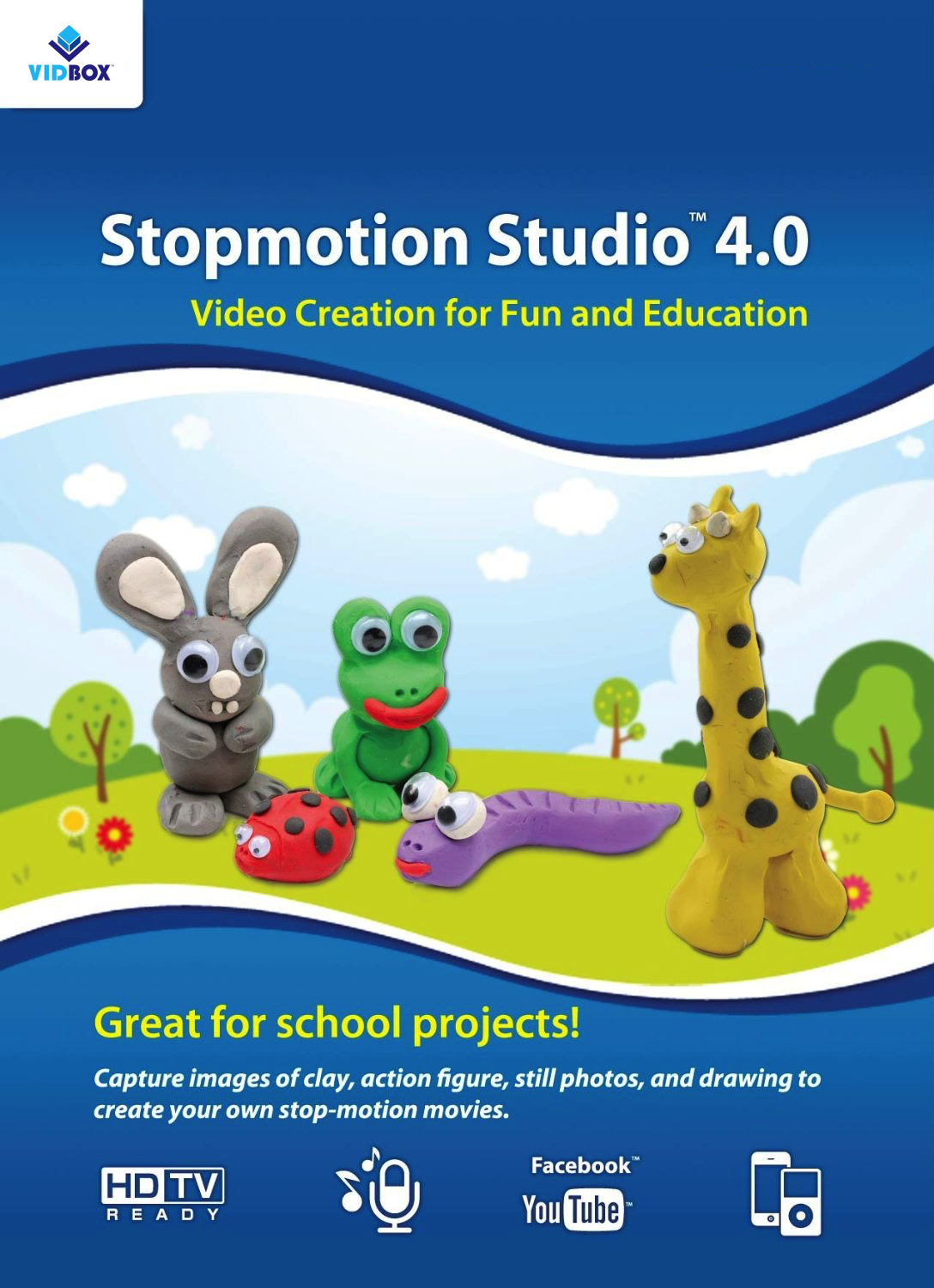 Stopmotion Studio 4.0 [Download] (Stop Motion Animation Software compare prices)