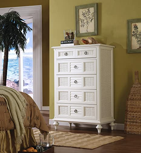 Aruba 6 Drawer Split Chest