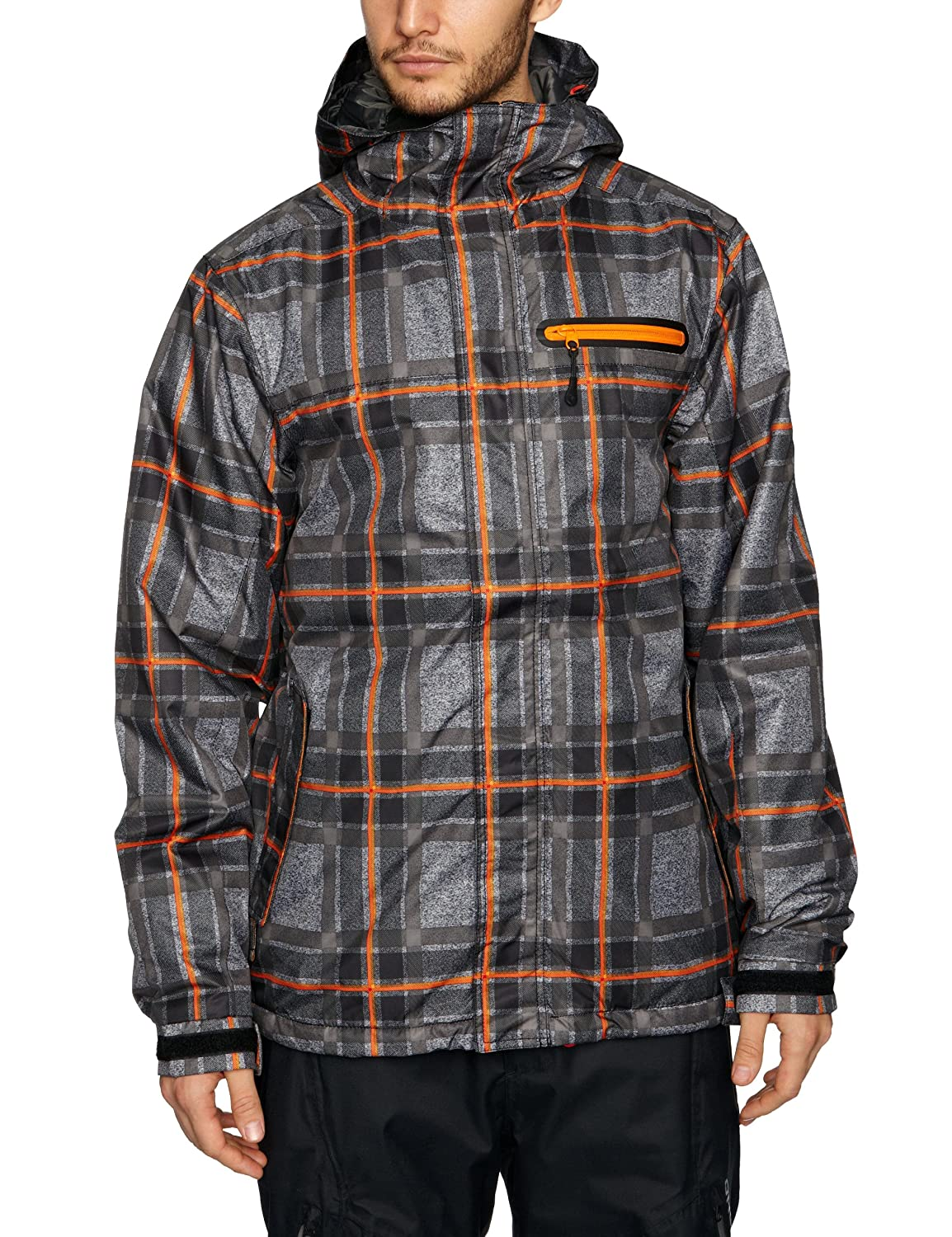 Rip Curl Answer Short Sleeve Printed Herren snow Jacket