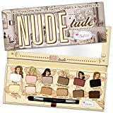 theBalm NUDE 'tude Eyeshadow Palette, Naughty (Color: Naughty, Tamaño: 0.4 ounces)