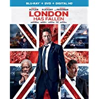 London Has Fallen on Blu-ray