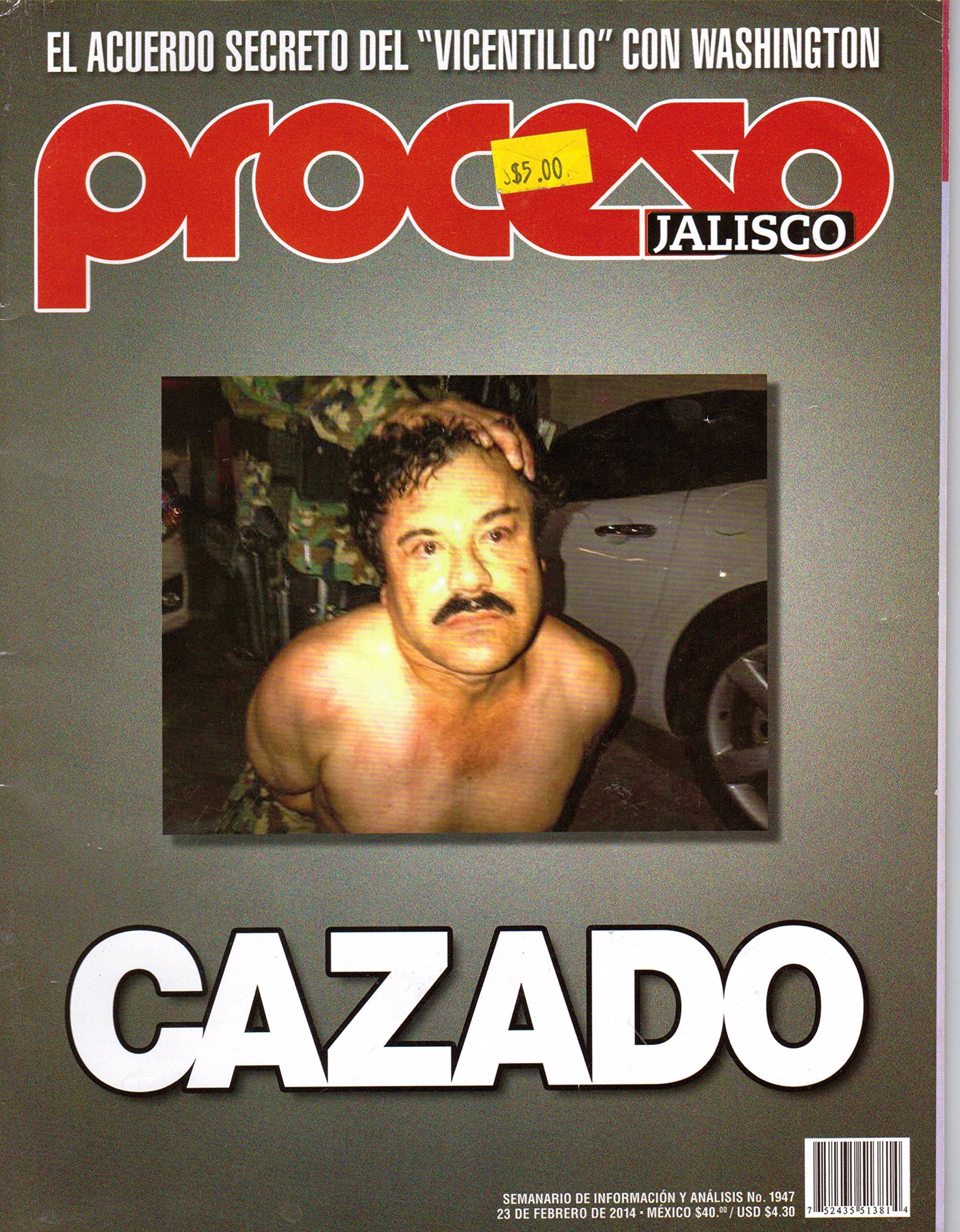 Proceso el Chapo Revista Proceso el Chapo