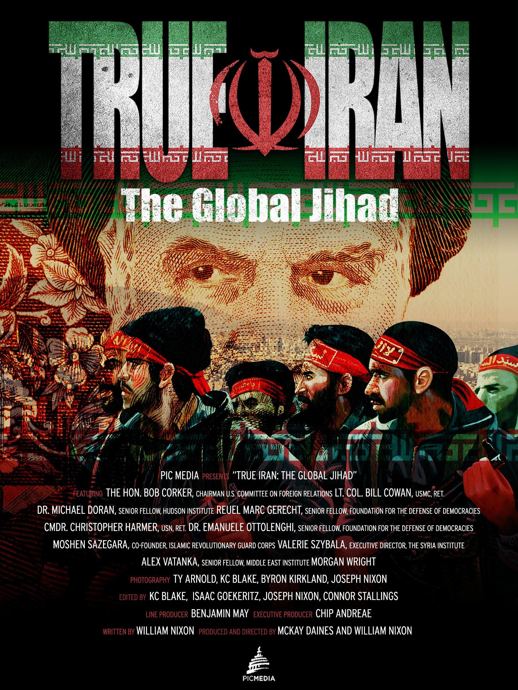 True Iran: The Global Jihad