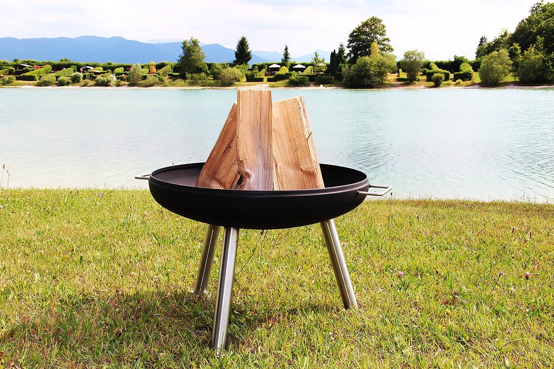 Premium Feuerschale 50 cm, Feuerstelle, Profi-Feuerschale in Top-Qualität! jetzt kaufen