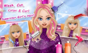 Superstar Girl Fashion Awards - Celebrity Style Makeover & Beauty Salon from TutoTOONS