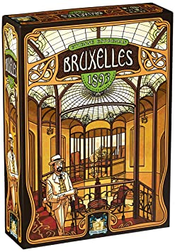 Pearl Games - Bruxelles 1893