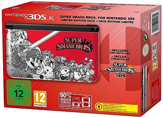 Nintendo 3DS XL - Super Smash Bros. Version