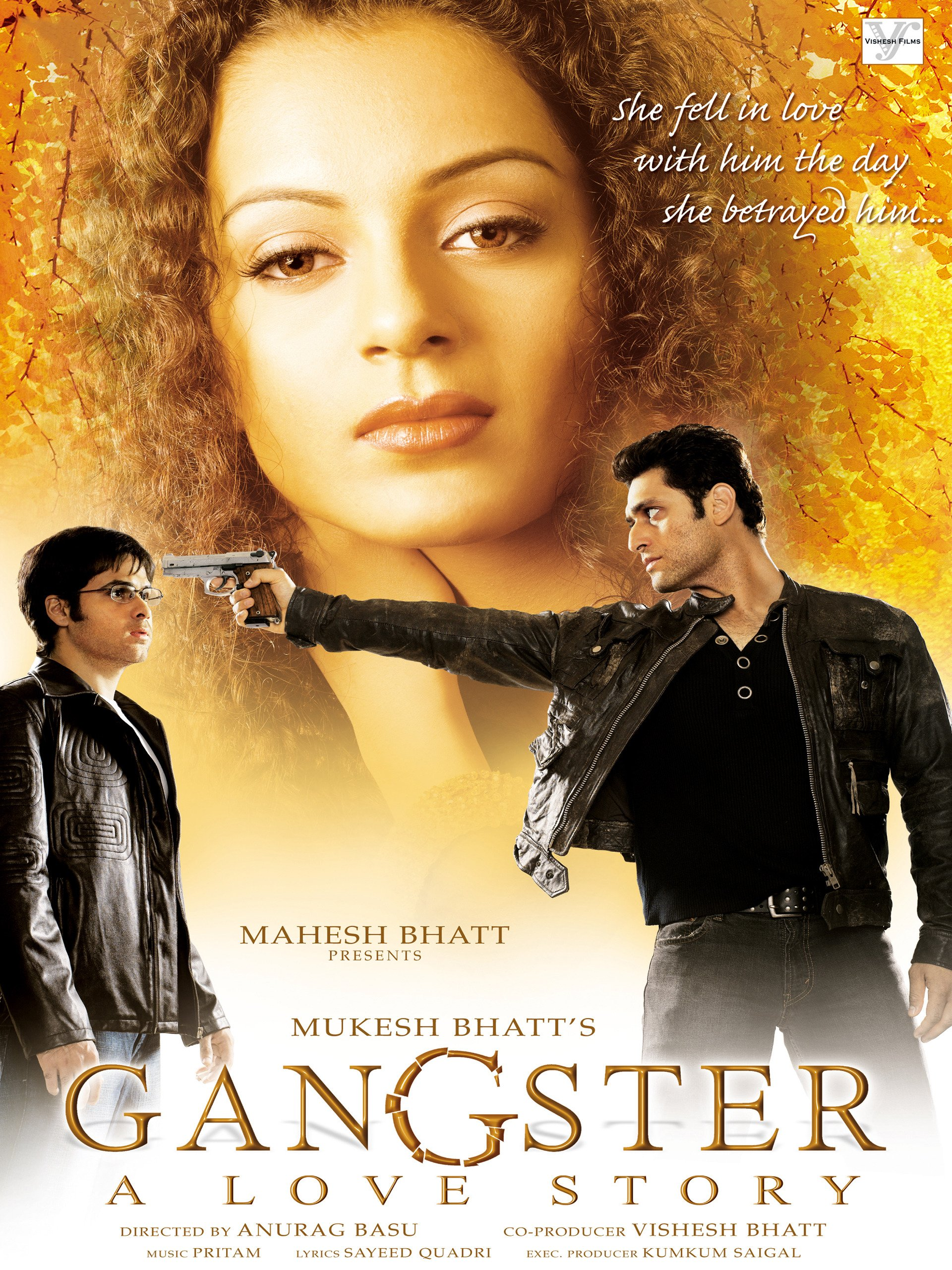 Gangster A Love Story on Amazon Prime Video UK