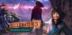 Enigmatis 3: The Shadow of Karkhala from Artifex Mundi