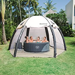 Bestway LAY-Z-Spa Gazebo Dome Accessory