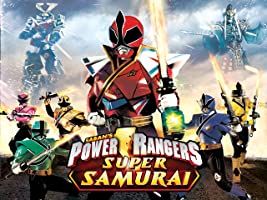 Power Rangers Super Samurai Season 1