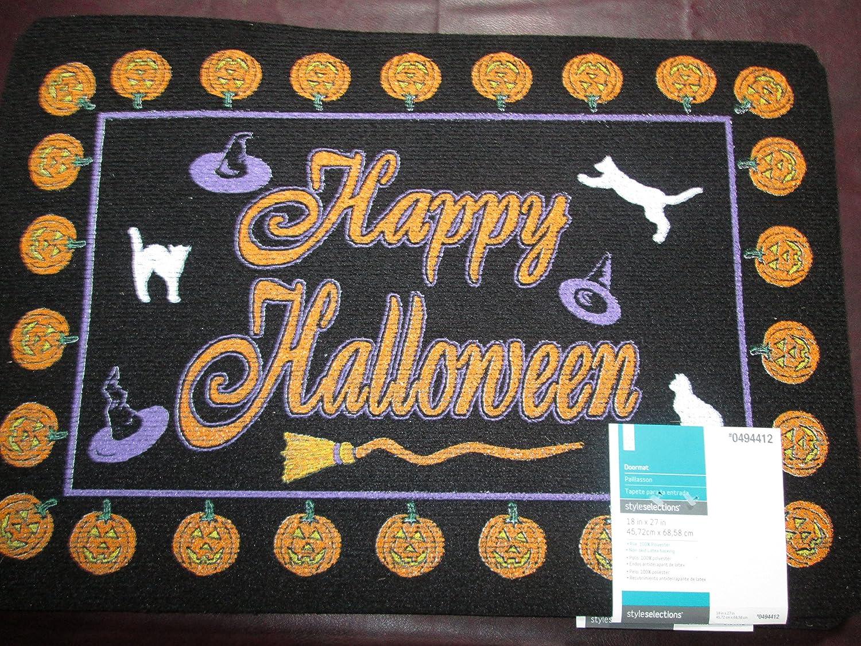 Halloween Door Mats Page Two | Halloween Wikii