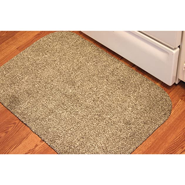 Bungalow flooring dirtstopper 30 x 40 in absorbent door for Door mats amazon