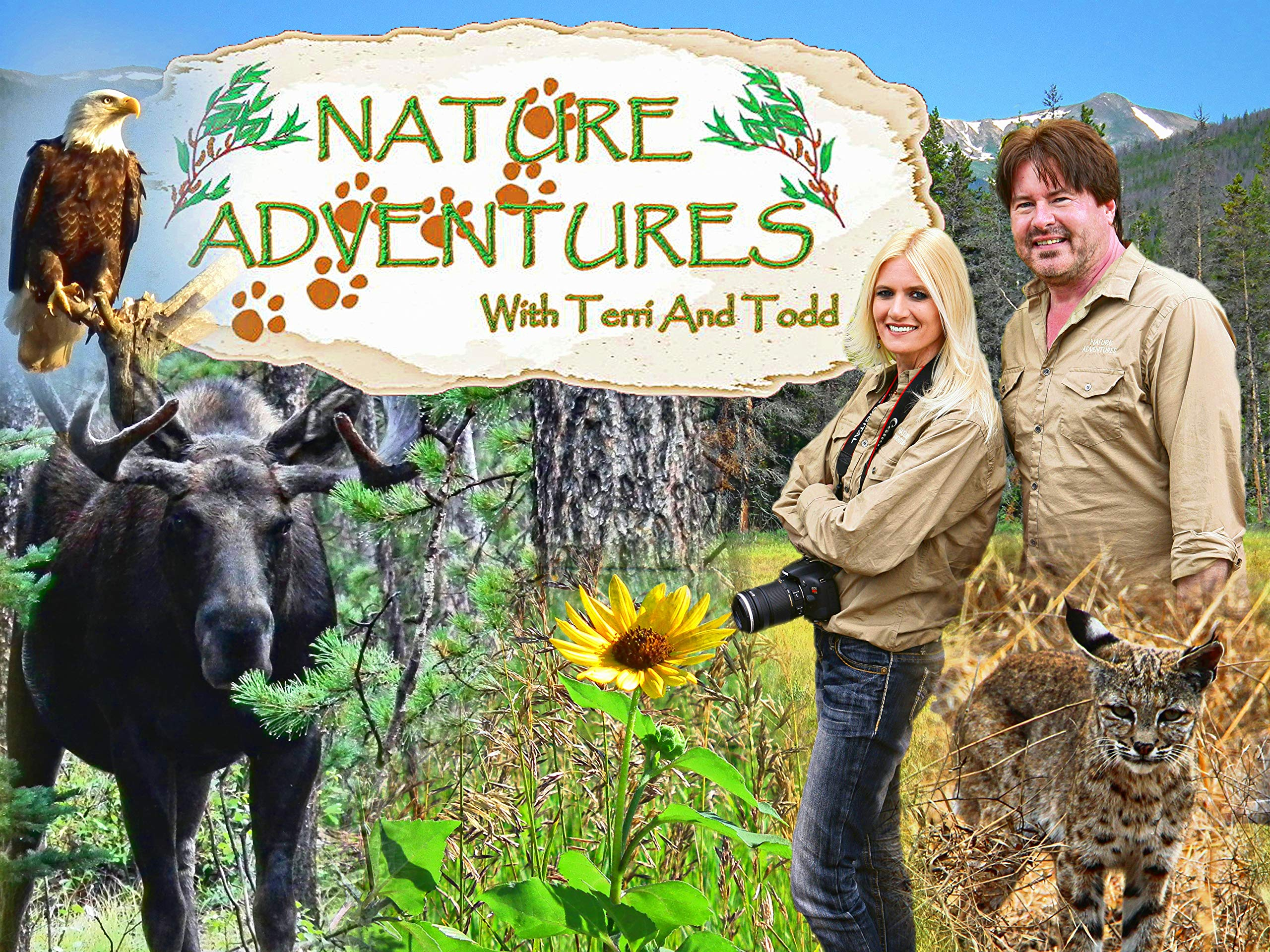 Nature Adventures with Terri and Todd - Season 7