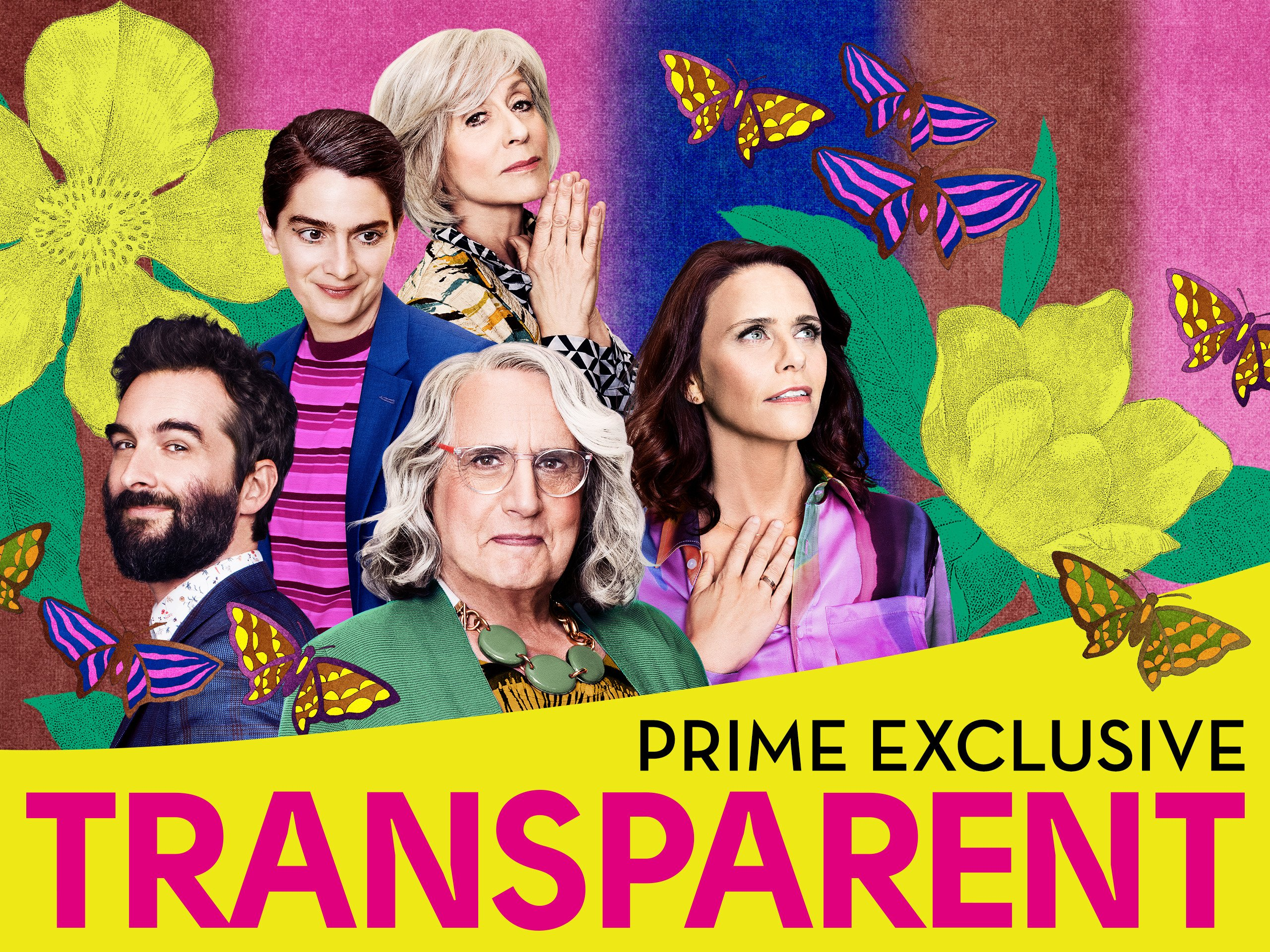 Transparent Season 4 - Season 4