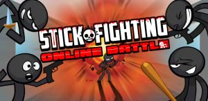Stick Fighting: Online Battle from FOG.COM aka FreeOnlineGames.com
