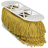 Wrights 186 8811-1042 Bullion Fringe, 3-Inch by 9-Yard, Antique (Color: Antique)