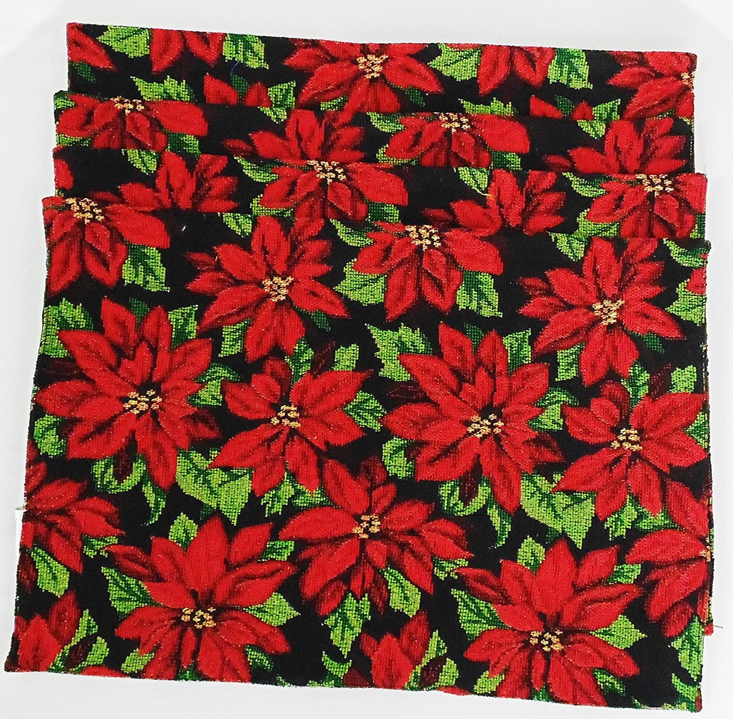 Poinsettia Placemats Page Two | Christmas Wikii - photo#37