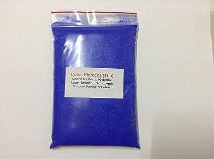 Blue Dye 1 Marine Blue 1 lb Pigment/dye