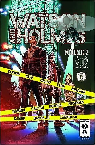 Watson and Holmes written by Brandon Easton