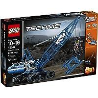 LEGO Technic Crawler Crane + LEGO Minifigures Series 15 Mystery Figure Bag