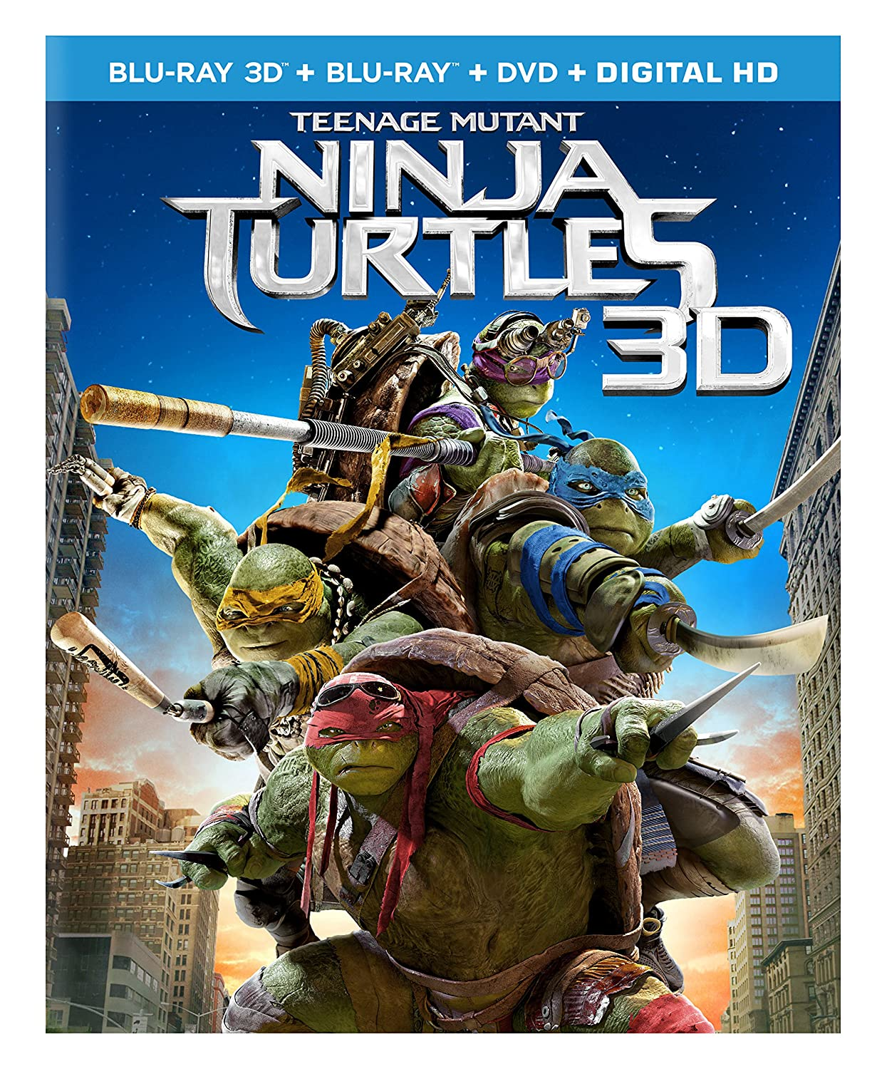 Download Teenage Mutant Ninja Turtles 2014 BDRip x264-SPARKS
