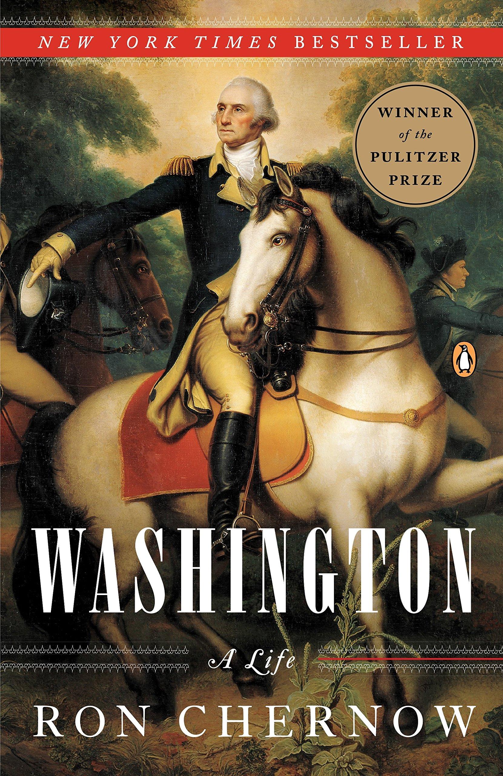 Washington: A Life ISBN-13 9780143119968