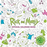 Rick and Morty Official Coloring Book