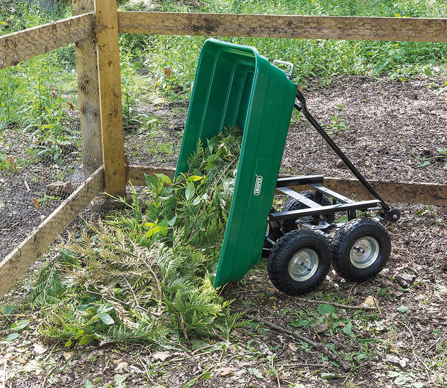 Before buying a garden cart trolley, consider these factors.