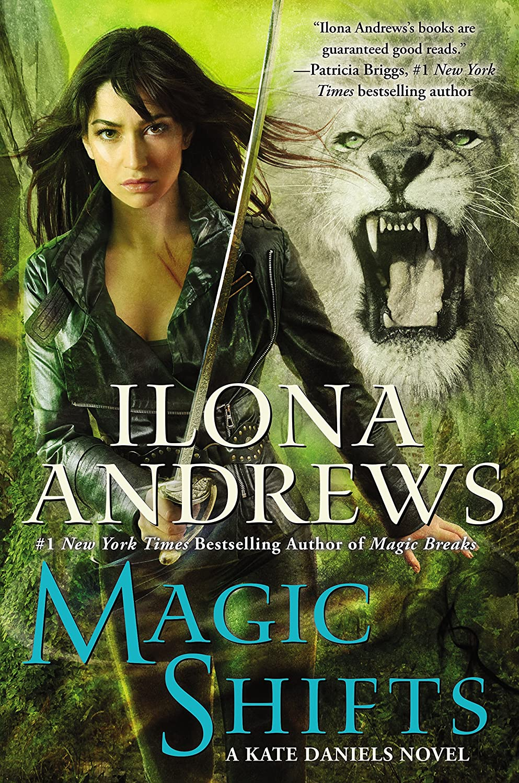 Magic Shifts book amazon